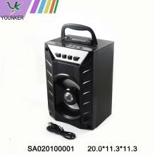 Mini Metallic wireless blue tooth speaker with microphone
