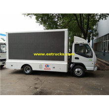 Véhicule mobile P5 LED Billboard
