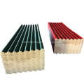 High Strength Fireproof Red Mgo Roofing Sheet