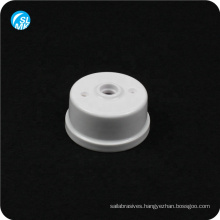 white durable 95 alumina ceramic wall switch porcelain parts for lamps