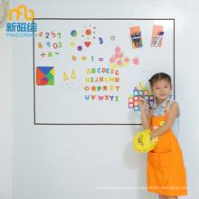 Magnetic Alphabet Standings Drawing Board Com Carta