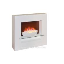 Insert électrique décoratif moderne insert cheminée électrique