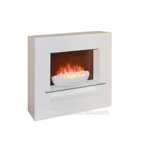 decorative modern bowel insert electric fireplace