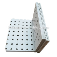 Perforated Fiber Cement Board Decorative Wall Tile