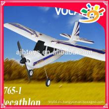 China modelo producciones rc aviones Axion RC TL-3000 Sirius RTF 2.4GHz (Modo 2) 765-1 Decathlon trainning avión rc modelo