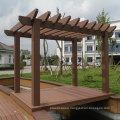 Composite Wood Pergola/Outdoor Garden Pergola/Gazebo