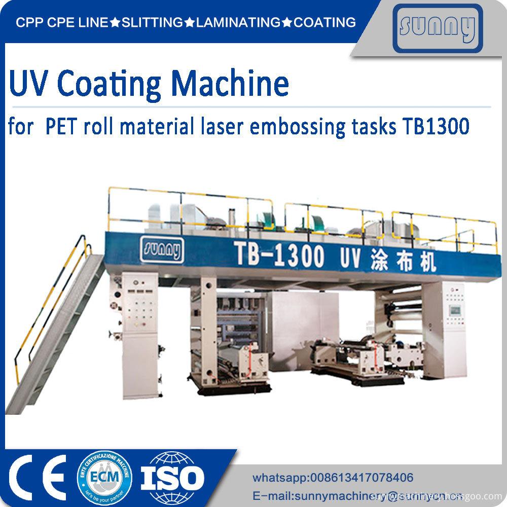 Uv Coating Machine Tb1300