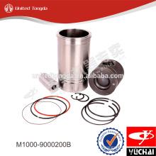 Комплект гильзы цилиндра Yuchai M1000-9000200B * для YC6M