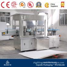 OPP-100 Rotary Hot Melt Glue Labeling Machine