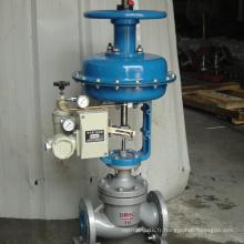 La Chine fait la valve de contrôle directionnelle de solénoïde de la température 12V de propane de prix bon marché