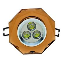 LED Aluminum and Crystal Lamp( SJ3126 )