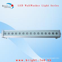 RGB LED arandela de pared con controlador