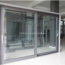 Solução de elevação Janelas e portas de alumínio deslizantes