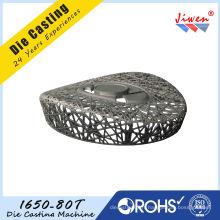Certification ISO Pièces moulées sous pression en aluminium