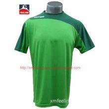 Mens Short sleeve Summer T Shirt With Customized Prints,Sport Shirt