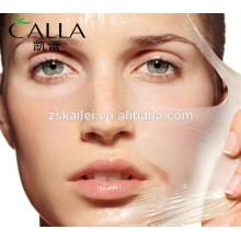 O melhor material natural cru de venda da bio máscara facial da celulose fria