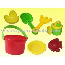 907061211-песок игрушка ведро набор пляж инструмент