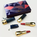 Luxury Book Shape Läppstift Set Box With Magnetic