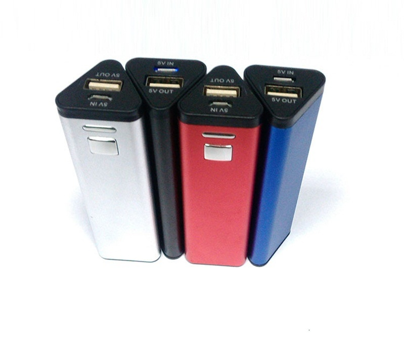 Portable Triangel Power Bank for PHONE