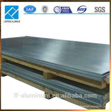 Konkurrenzfähiger Preis der Aluminiumplatte für Verkauf