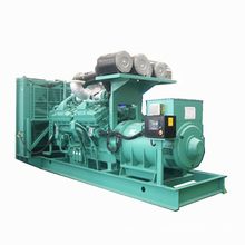 Diesel 800kW 1000kVA Electric Generator Container Silent Type