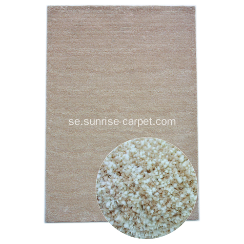 Tabel Tufted Microfiber med Viscose Short Pile Carpet