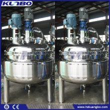 KUNBO Stainless Steel Food Beverage Mixer Mixing Equipment Tank Machine