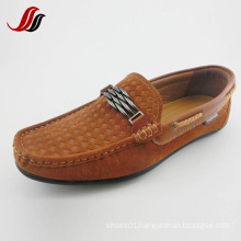 Latest Men Leisure Leather Shoes Driver Shoes Loafer Shoes (CIMG7225)