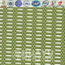 Matériaux en tissu de doublure en maille