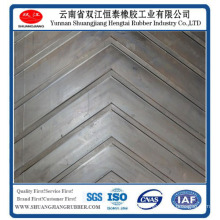 V Shape Rubber Conveyor Belt Chevron Belt