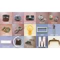 профессиональная фабрика высокого качества высокого уровня металлический логотип