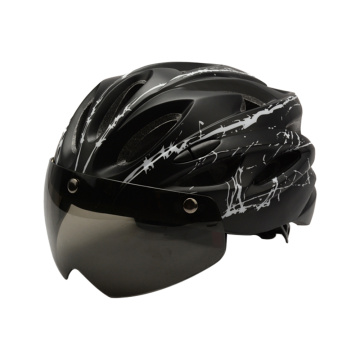 Casco Patent Road Bike EPS con goggle