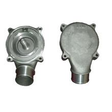 Aluminium-Sandguss mit CNC-Bearbeitung