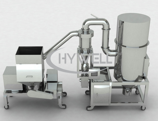 powder grinding machine