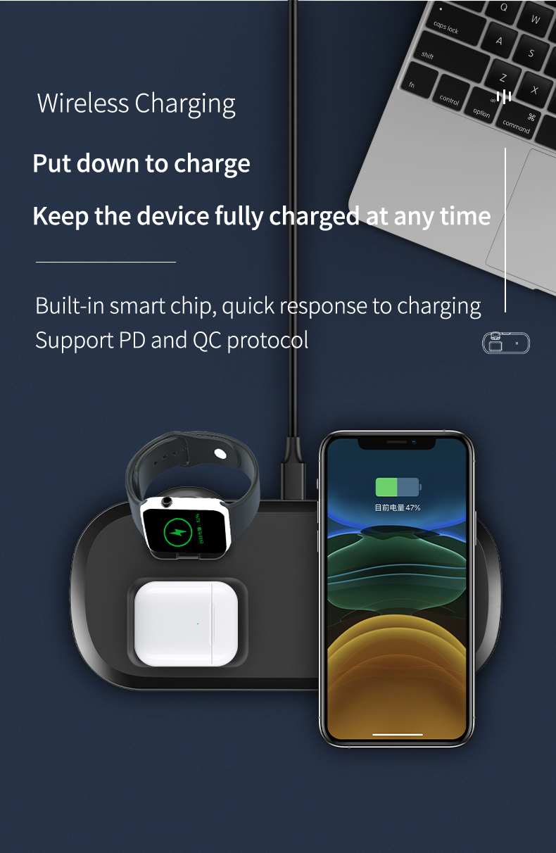 wireless charger google pixel
