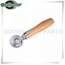 Wooden Handle Tire Repair Stitcher, Roller Stitcher, Gyro