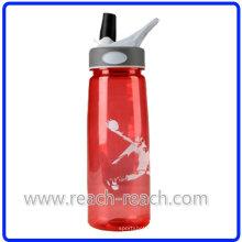 Beber deportes botella de agua plástica (R-1025)
