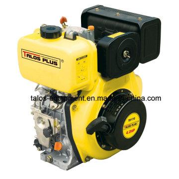 4-тактный малый дизельный двигатель с воздушным охлаждением (TD170F) 4 л.с.