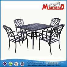 Restaurant Furniture Garden Dining Set Backyard Furniture