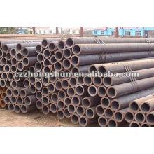 Tubo de acero ERW ASTM A53 Gr B / Q235B / SS400
