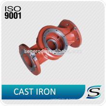 Válvula de ferro fundido TS16949