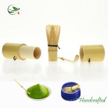 Travel Mini Whisk Utensil Bambus Kanister Tee Set