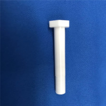 Heat Resistant Zirconium Oxide Ceramic M6 Threaded Rod