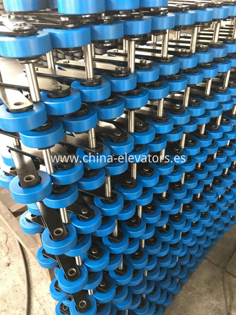 Thyssen Escalator Step Chains FT722/FT723/FT724