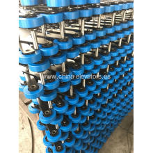 ThyssenKrupp Escalator Step Chain Ensamblaje / Paso 135mm
