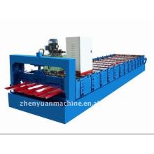 Herstellung von Dachböden Rollenformmaschine