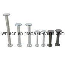 Ancre de levage de béton préfabriqué pour le matériau de construction de construction (1.3T-32T)