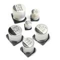 Shenzhen Topmay SMD Aluminum Electrolytic Capacitor 105c