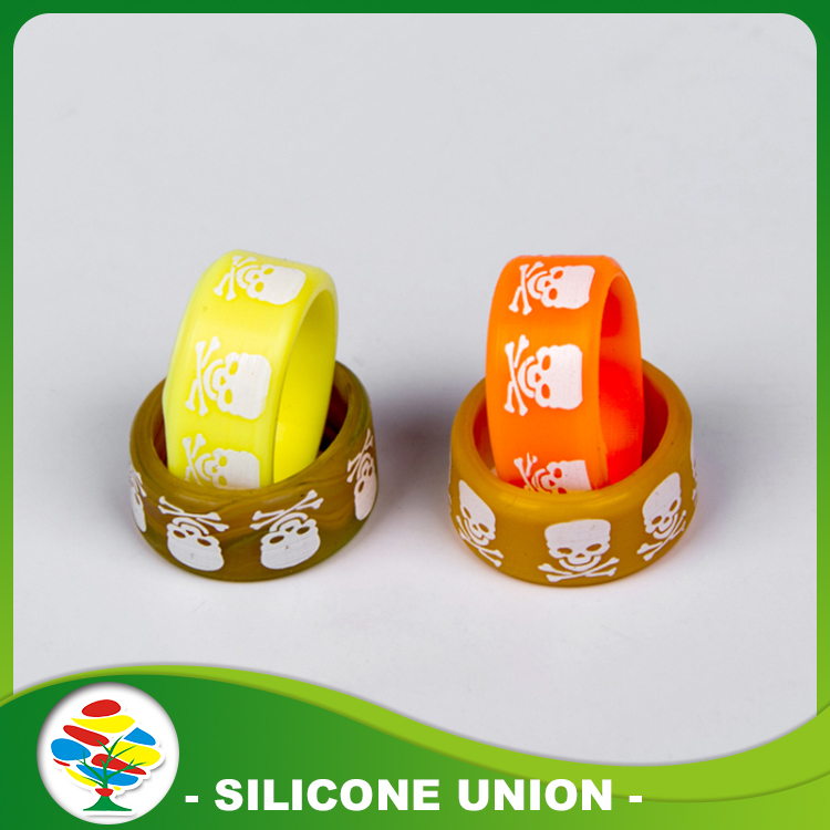 Silicone Printed Ring