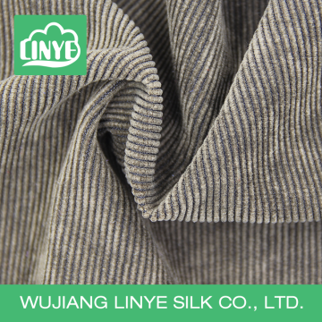 high level polyester nylon waterproof corduroy fabric for sofa cover
